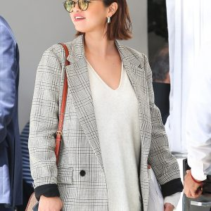 Selena is out in Los Angeles