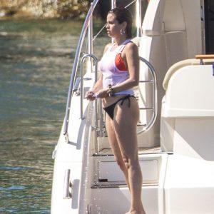 Selena having fun in Australia