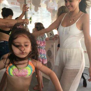 More pics of Selena in Jamaica