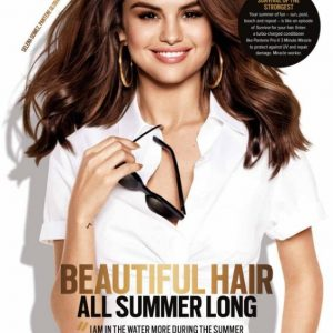 New Pantene posters with Selena
