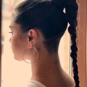 23 April Selena on Instgram: Always need a subtle change