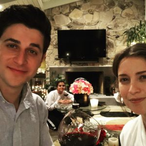 1 May @davidhenrie on Instagram: look closer Alex always crashing the party