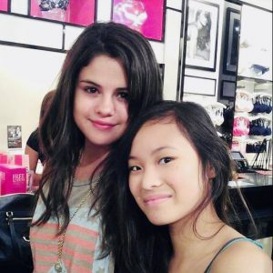 @EstelaBaltazar_ on Twitter: I remember when I met Selena Gomez