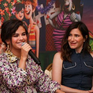 28 June more interviews with Selena from Hotel Transylvania 3 Q&A