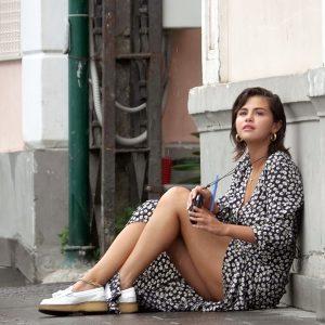 18 June Selena is out in Capri, Italy