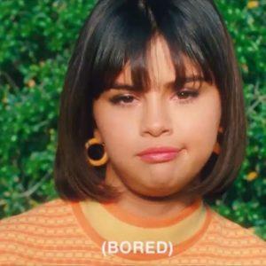 4 June Selena on Instagram: Bored 😜