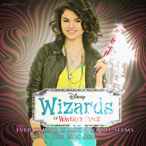 More rare pics from Selena's photoshoot for Wizards Of Waverly Place