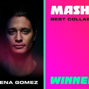 23 June Selena wins Best Collaboration at Radio Disney Music Awards 2018