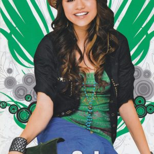 Check out new poster of Selena in Yeah! magazine