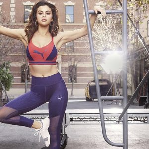 4 July new pic of Selena from photoshoot for Puma