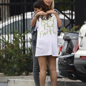 25 July Selena is out in Studio City
