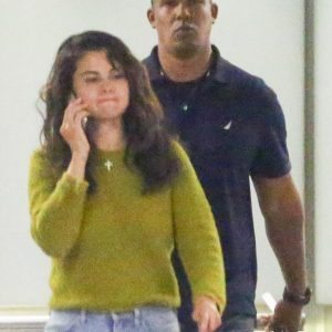 24 July Selena is out in Los Angeles