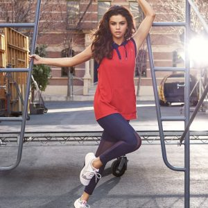 7 July new pic and commercials of Selena for Puma