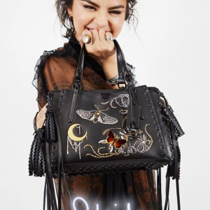 3 August more pics of Selena from photoshoot for Coach