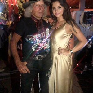 25 August @jamesfgoldstein on Instagram: With @selenagomez during her Pantene commercial shoot