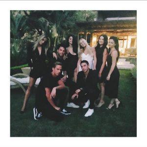 11 August Selena in Nate Brown Instagram Story