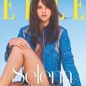 4 September check out Selena's interview for october issue of Elle Magazine