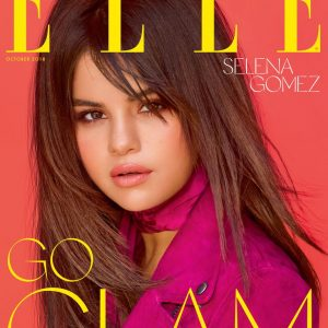 5 September Selena's special over for Elle UK