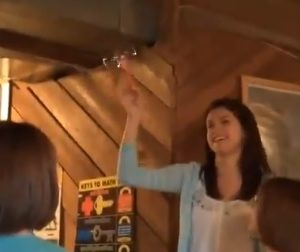 22 October rare video of Selena playing with bubbles on set of Ramona and Beezus