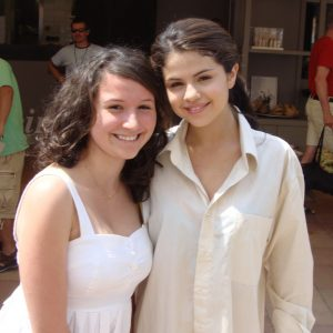 26 November new pics of Selena with fans on set of Monte Carlo in 2010