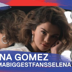 1 November vote for Selenators as Biggest Fans on MTV EMA 2018!