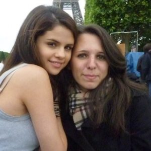 30 December new pics of Selena with fans on set of Monte Carlo in 2010