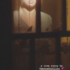 31 December new pic of Selena from short movie Love Story