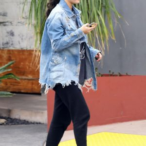 21 December Selena is out at Wedding Venue in Los Angeles