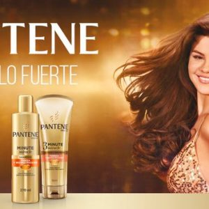 30 January check out promo banner for Pantene Latin America