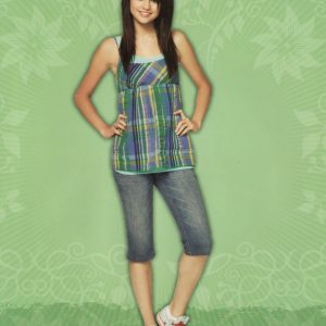 31 January check out new poster of Selena from Princess Protection Program photoshoot
