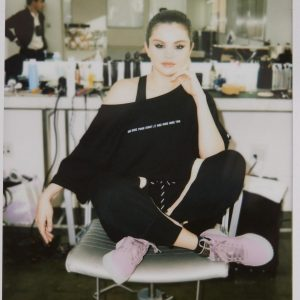 14 February Selena on Instagram: Back on set with @PUMA