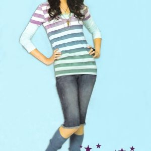 5 February new poster of Selena from Wizards Of Waverly Place photoshoot