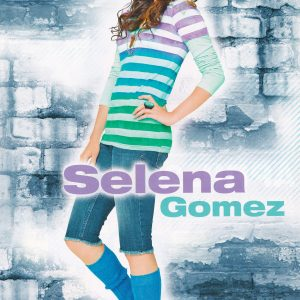 20 February new poster of Selena from photoshoot for WOWP from Yeah! magazine