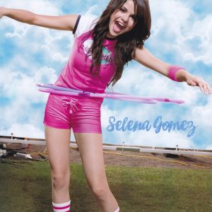 17 March scans of new posters with Selena from Pop Star Magazine