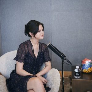 23 April listen to Dream It Real podcast featuring Selena