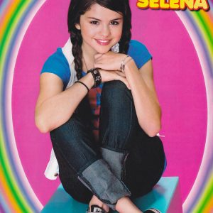23 April check out new pic of Selena from Tiger Beat Photoshoot from 2008