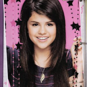 14 April new posters of Selena from BOP and Hey! magazines