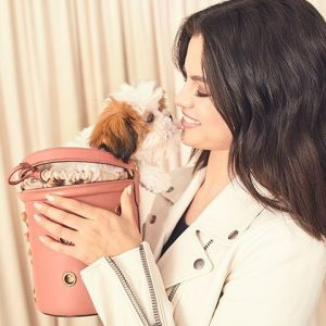 21 May new pic of Selena from photoshoot for Coach