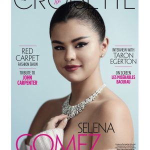 16 May Selena on the cover of Gala Croisette