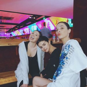 8 May @caro_franklin on Instagram: Roller rink babies