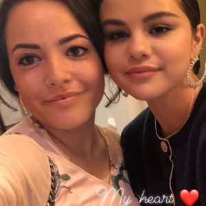17 May two new pics of Selena with fans at We Day and in Cannes