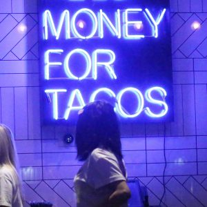 14 June Selena spotted at Tacos For Money in Studio City, California