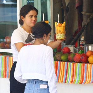 30 June Selena is out in Punta Mita, Mexico