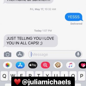 3 June Selena on Instagram Stories