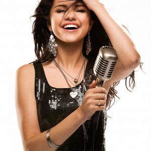 17 June new posters of Selena for Borden's Houston Livestock Show & Rodeo from 2010
