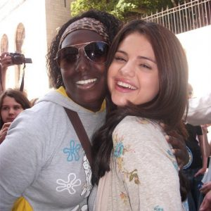 8 September new pics of Selena with fans on set of Monte Carlo from 2010