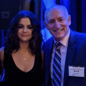13 September more pics and videos of Selena at McLean Hospital's annual dinner in Belmont