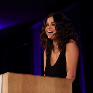 13 September professional pics of Selena from McLean Hospital's annual dinner in Belmont