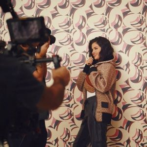 17 September new pic of Selena frpm photoshoot for Selena x Coach 2019