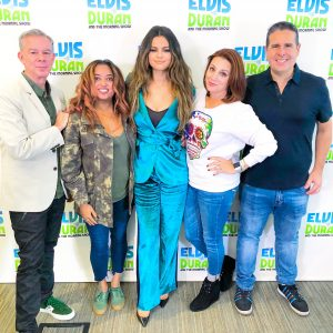 28 October check out Selena's interview with Elvis Duran And The Morning Show